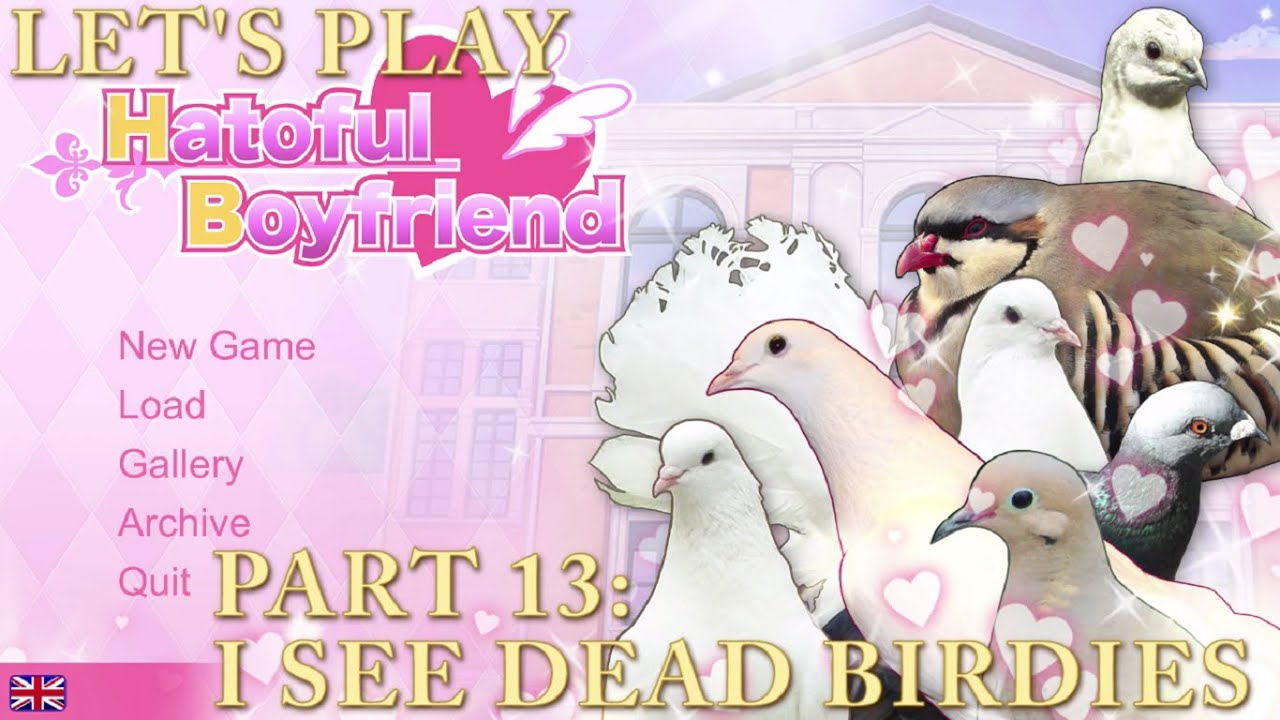 Embedded thumbnail for Let's Play Hatoful Boyfriend Part 13: I See Dead Birdies