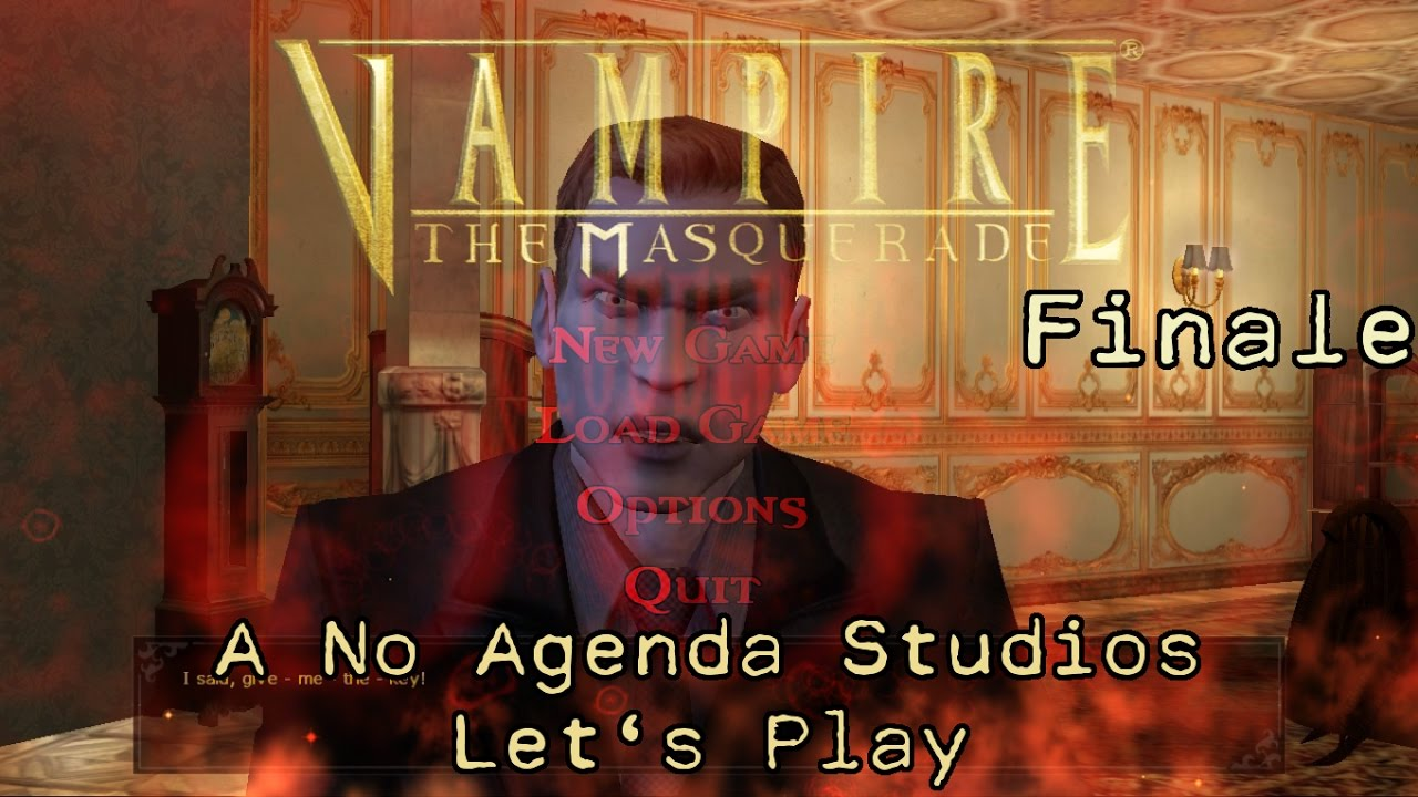 Embedded thumbnail for Let's Play Vampire the Masquerade: Bloodlines - Finale - Cheaters Win