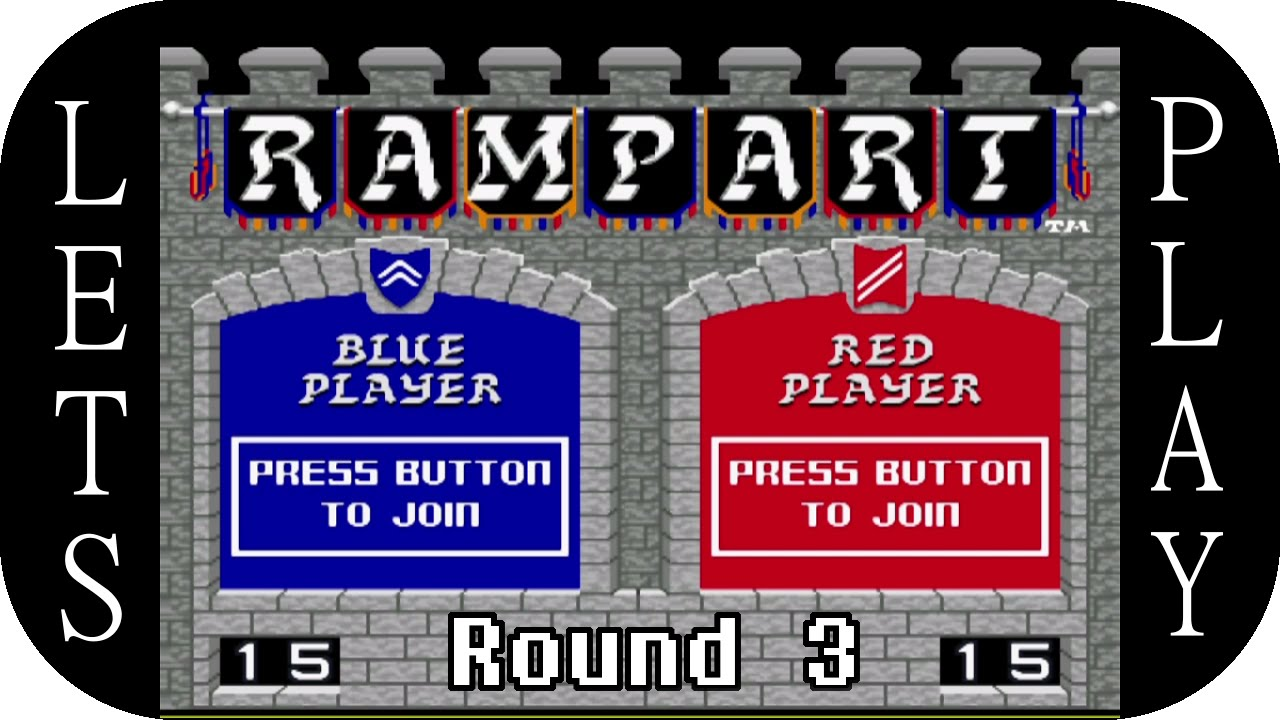 Embedded thumbnail for Let's Play - Rampart - Round 3 - A No Agenda Studios Let's Play