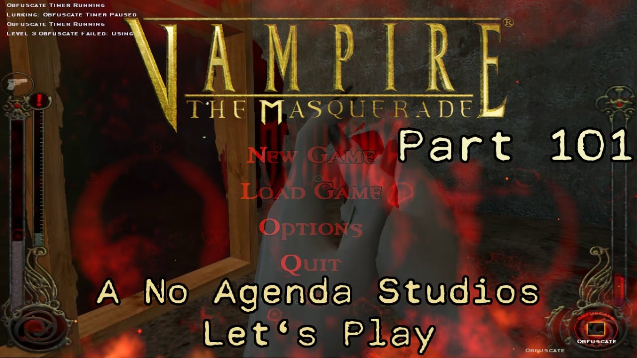 Embedded thumbnail for Let's Play Vampire the Masquerade: Bloodlines - Part 101 - Pay with Check
