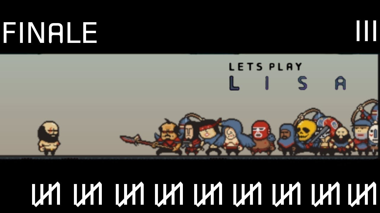Embedded thumbnail for Let's Play LISA: THE PAINFUL RPG - Part Forty-Eight - FINALE