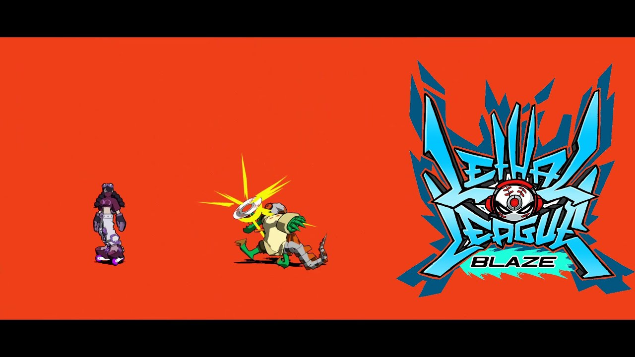 Embedded thumbnail for Back at the Old Cage - Let's Play Lethal League Blaze