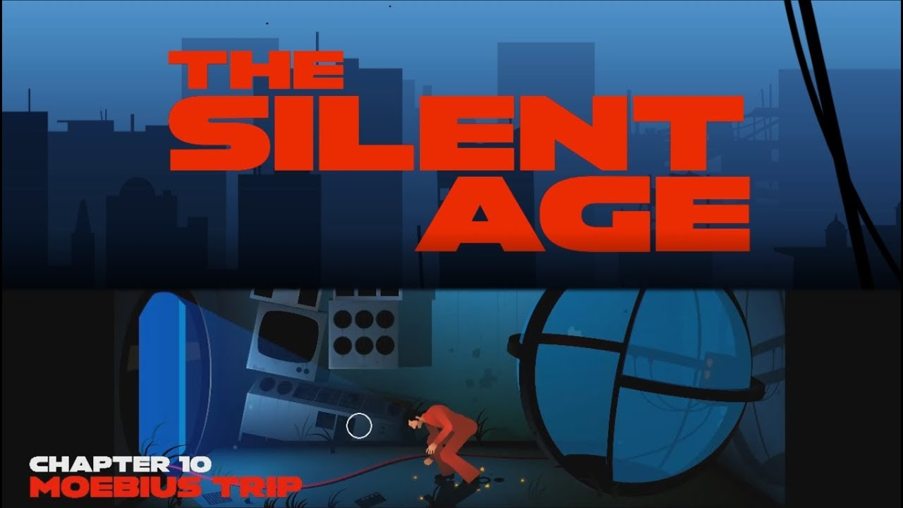 Embedded thumbnail for Let's Play The Silent Age - Chapter 10 - Moebius Trip (Part One)