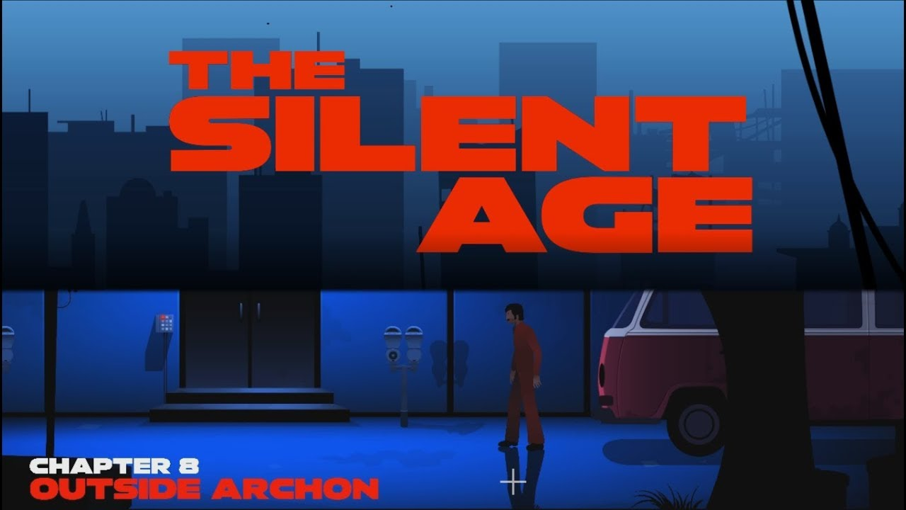 Embedded thumbnail for Let's Play The Silent Age - Chapter 8 - Outside Archon (Part One)