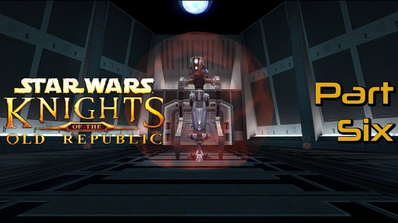 Embedded thumbnail for Escape From Taris - Star Wars: Knights of the Old Republic Part Six