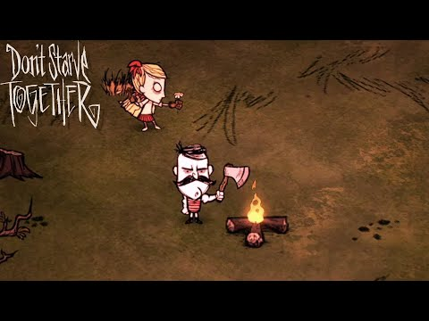 Embedded thumbnail for Strong Man and Little Girl - Let's Play Don't Starve Together Part 1