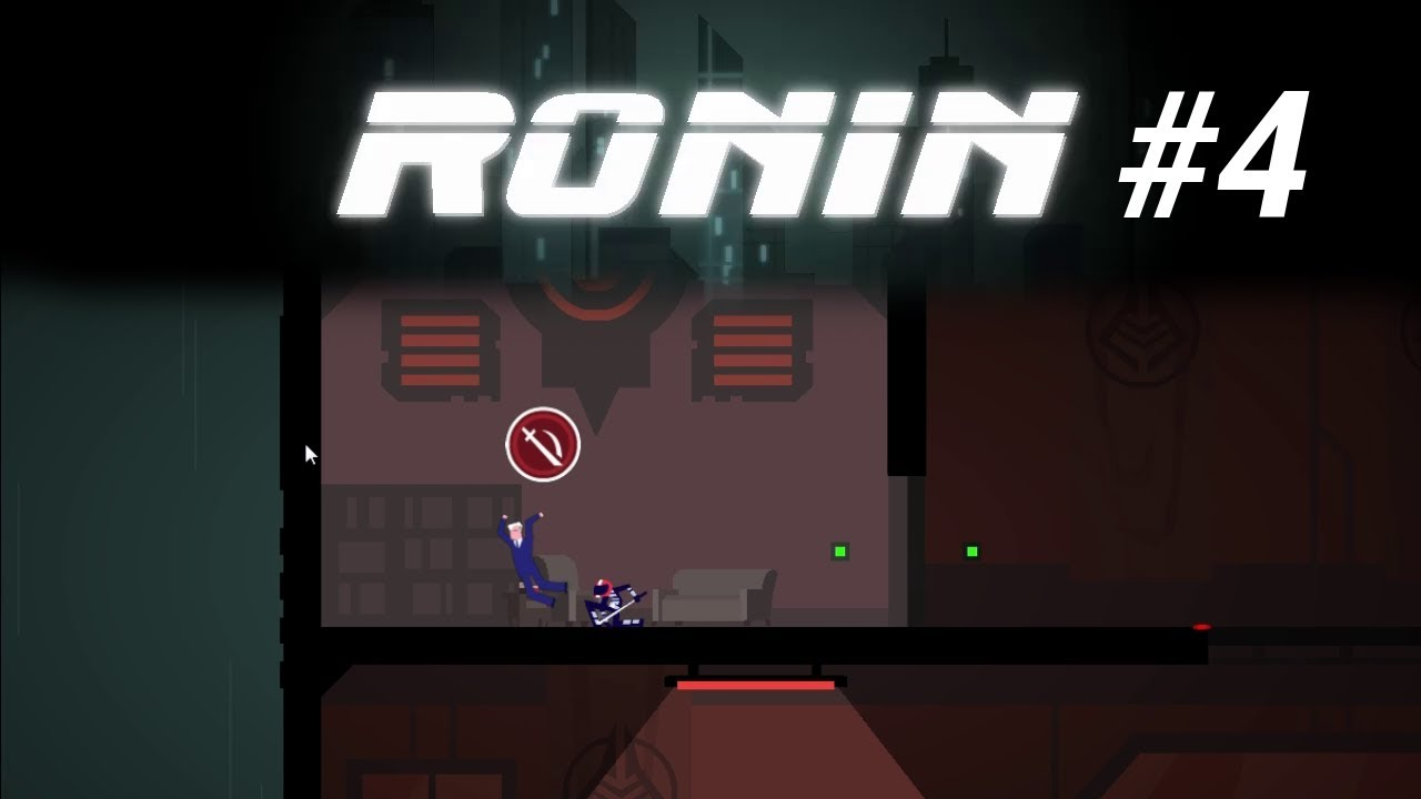 Embedded thumbnail for Let's Play Ronin - Part 4