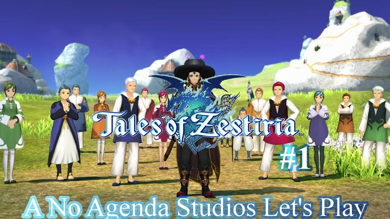 Embedded thumbnail for Let's Play Tales of Zestiria - Part 1 - Sorey and his Imaginary Family