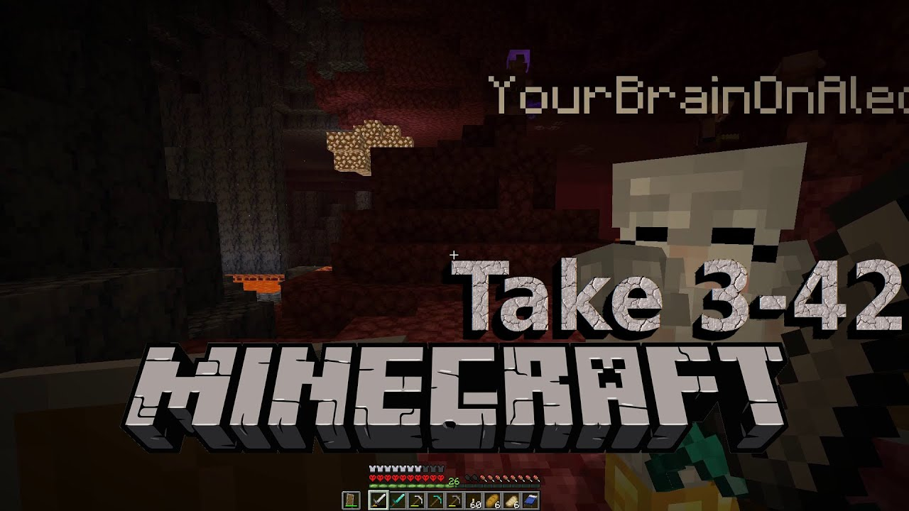 Embedded thumbnail for A Peek at Hell - Minecraft Hardcore Take 3, Part 42