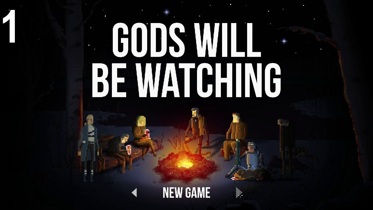 Embedded thumbnail for Let's Play Gods Will Be Watching - 1 - Get Goin'