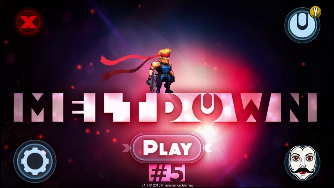 Embedded thumbnail for Let's Play Meltdown Part 5 - Enough!