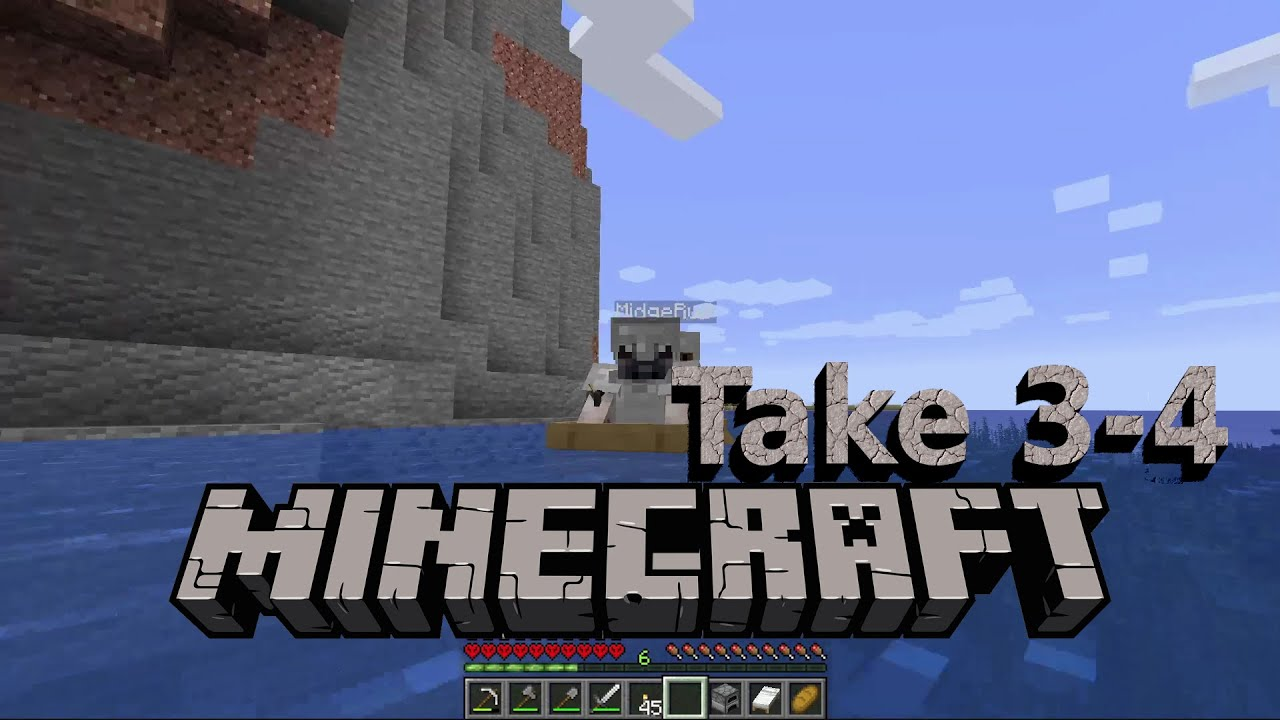 Embedded thumbnail for Heading Off - Minecraft Hardcore Take 3, Part 4
