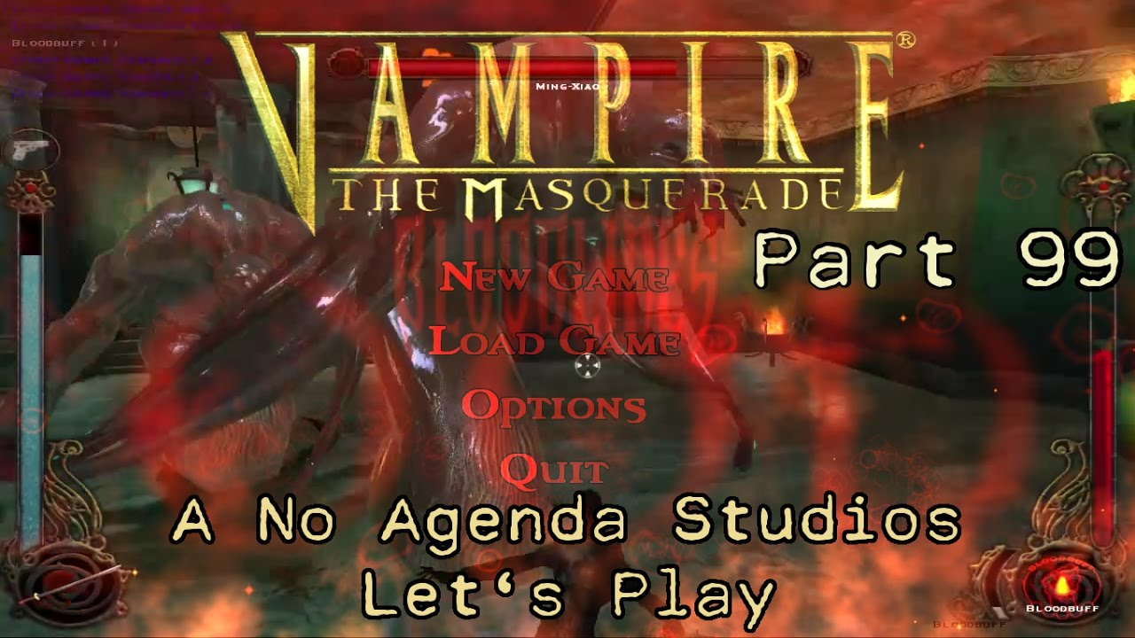 Embedded thumbnail for Let's Play Vampire the Masquerade: Bloodlines - Part Ninety-Nine - Home Version