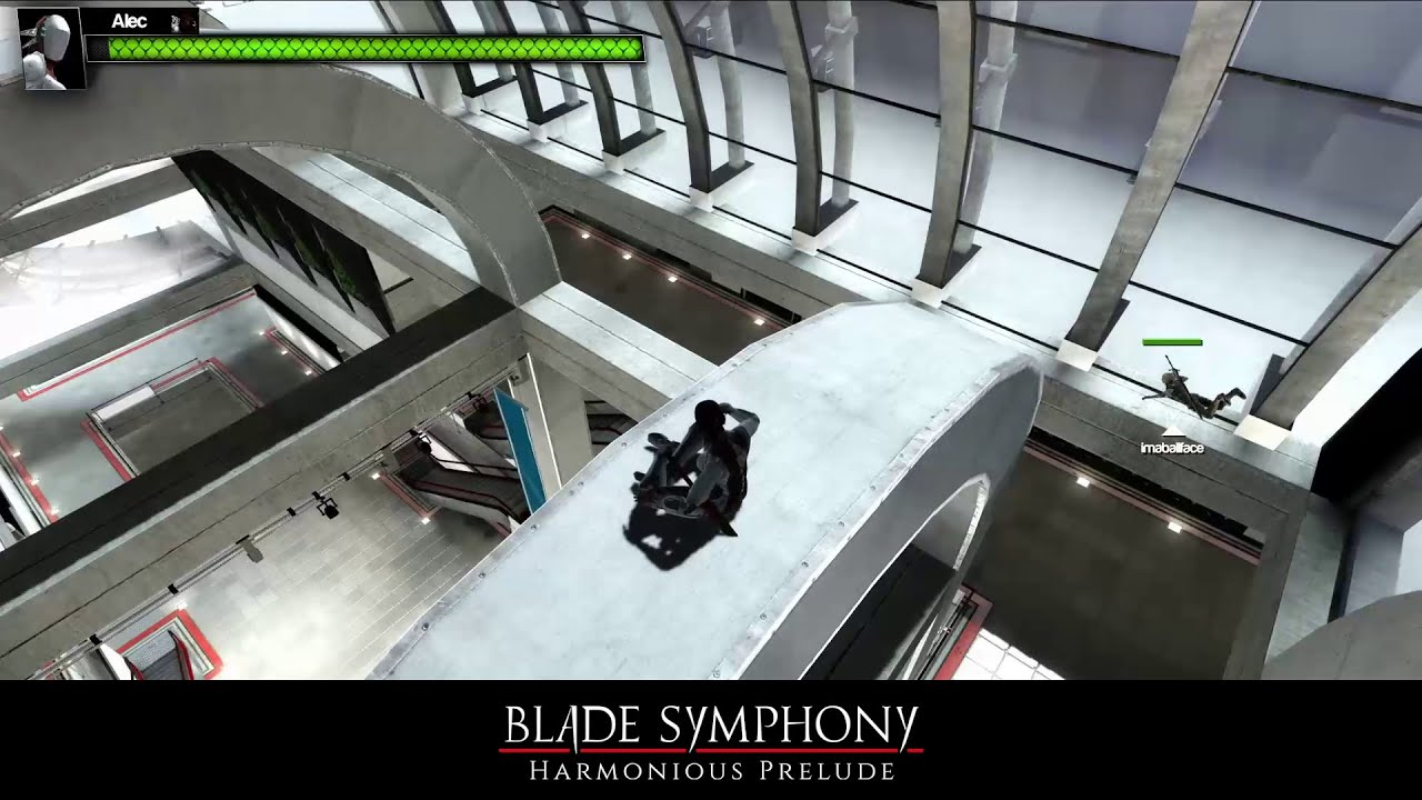 Embedded thumbnail for Shopping Trip: Blade Symphony Part 4 - Free-to-Play Friday
