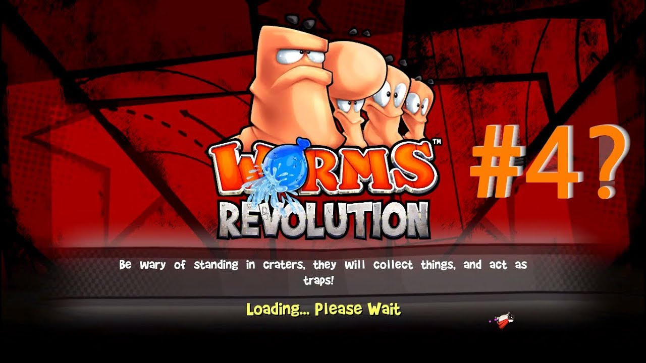 Embedded thumbnail for At Least I Think It's Part 4 - Let's Play Worms: Revolution Part 4