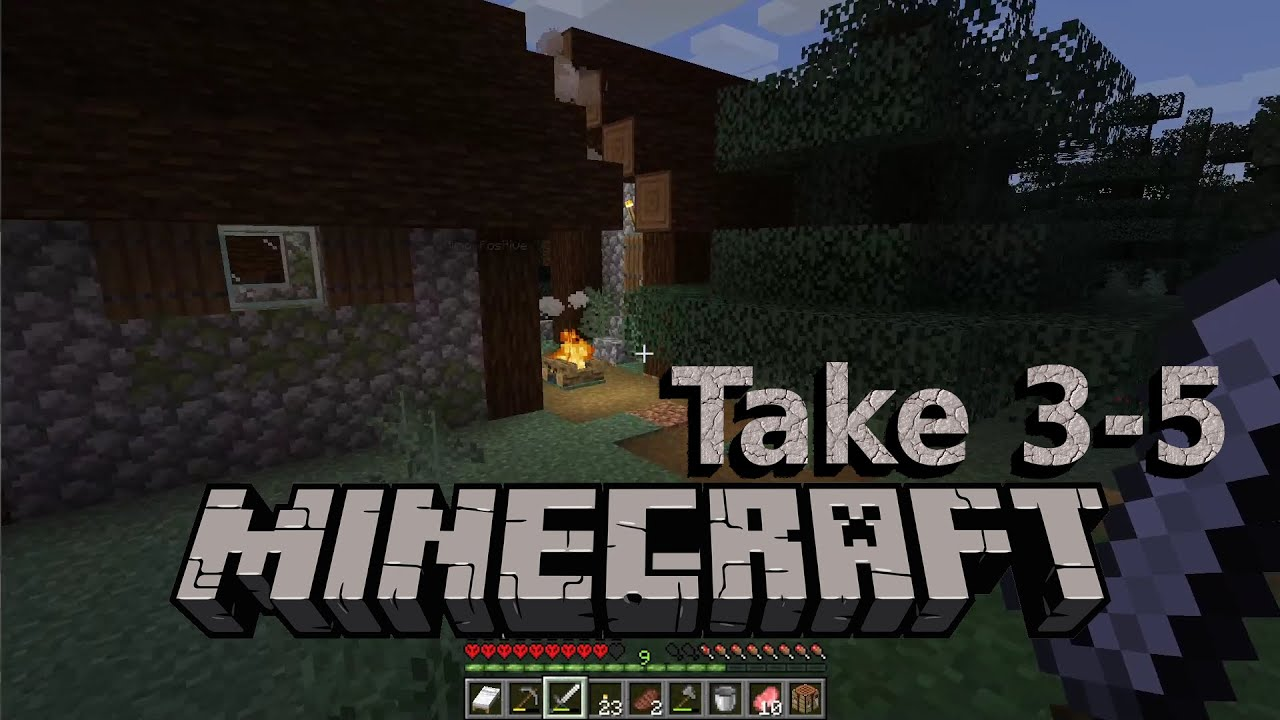 Embedded thumbnail for Buckets of Fun - Minecraft Hardcore Take 3, Part 5