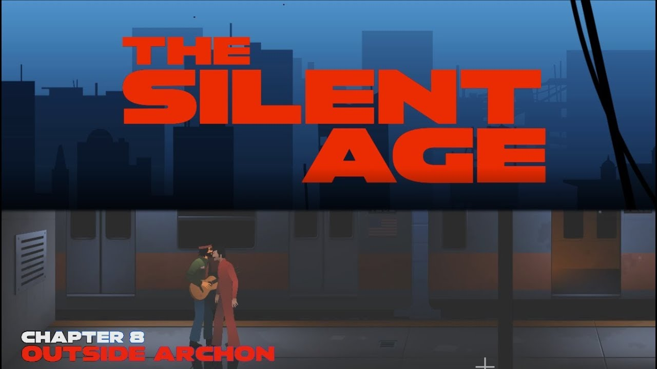 Embedded thumbnail for Let's Play The Silent Age - Chapter 8 - Outside Archon (Part Two)
