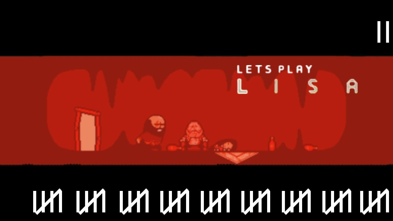 Embedded thumbnail for Let's Play LISA: THE PAINFUL RPG - Part Forty-Seven - Improvise