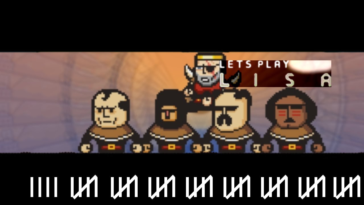 Embedded thumbnail for Let's Play LISA: THE PAINFUL RPG - Part Forty-Four - Where's My Boys?
