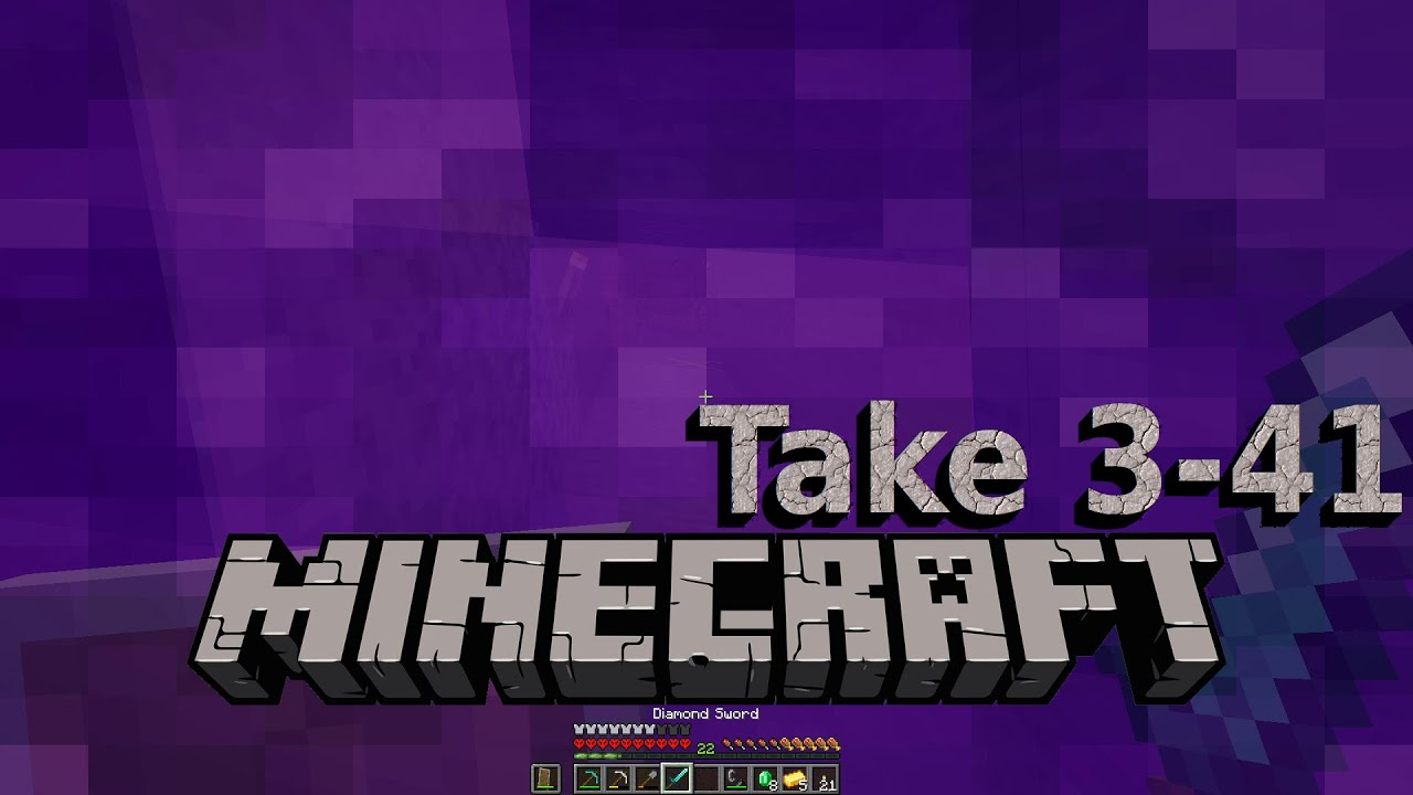 Embedded thumbnail for Obsidian Harvest - Minecraft Hardcore Take 3, Part 41