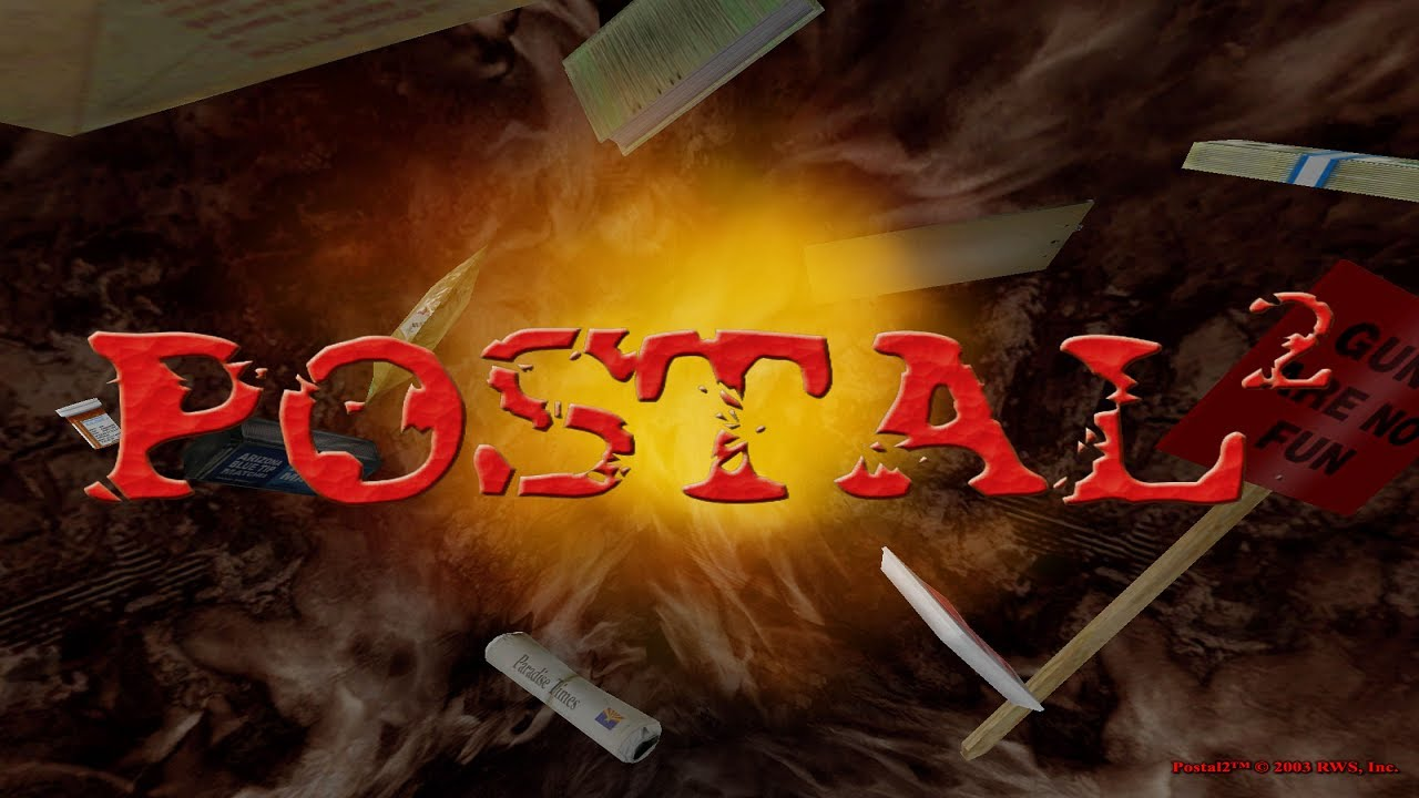 Embedded thumbnail for Let's Play Postal 2 Deathmatch