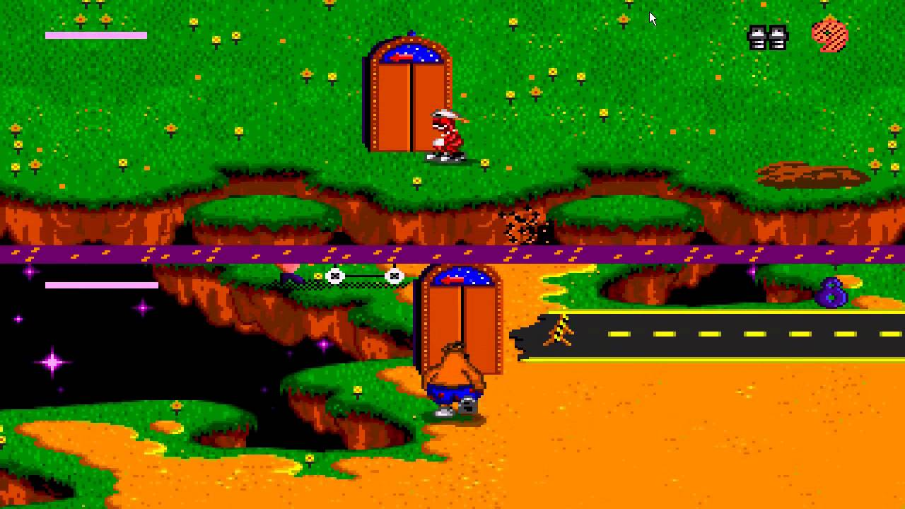 Embedded thumbnail for Let's Play ToeJam and Earl Part 8