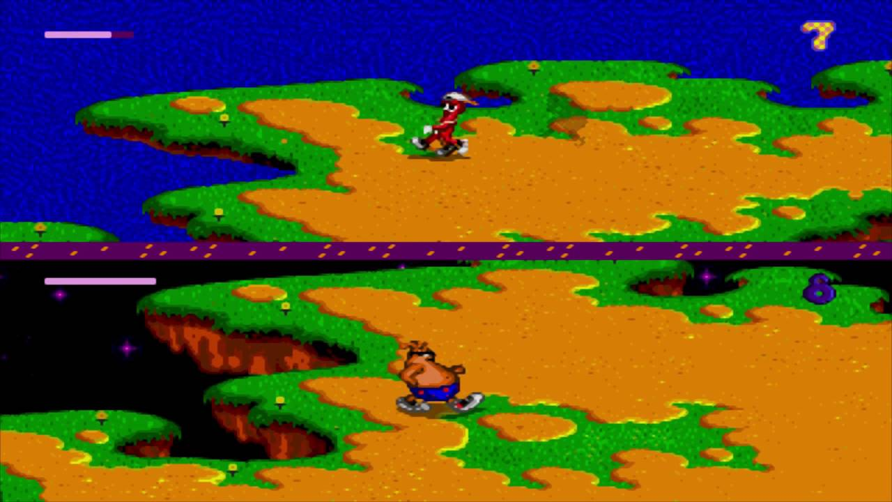 Embedded thumbnail for Let's Play ToeJam and Earl Part 42