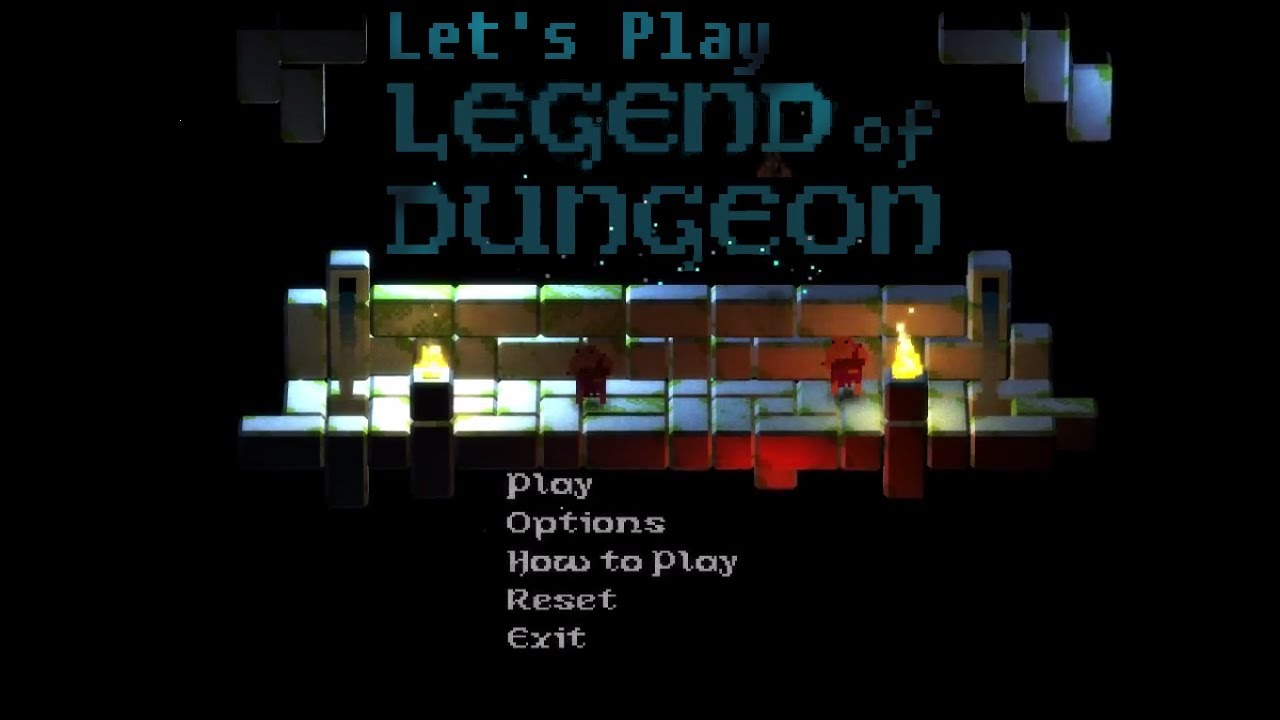 Embedded thumbnail for Let's Play Legend of Dungeon Part 2