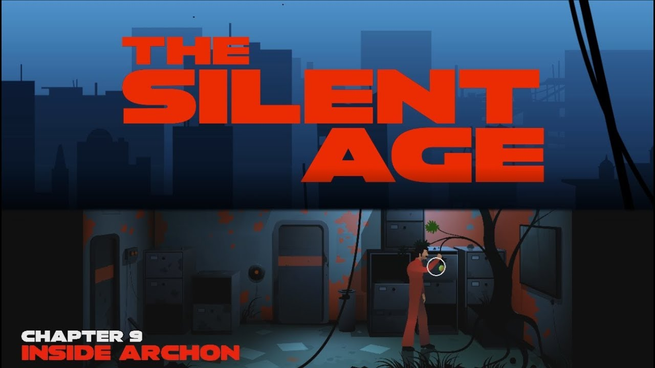 Embedded thumbnail for Let's Play The Silent Age - Chapter 9 - Inside Archon (Part Two)