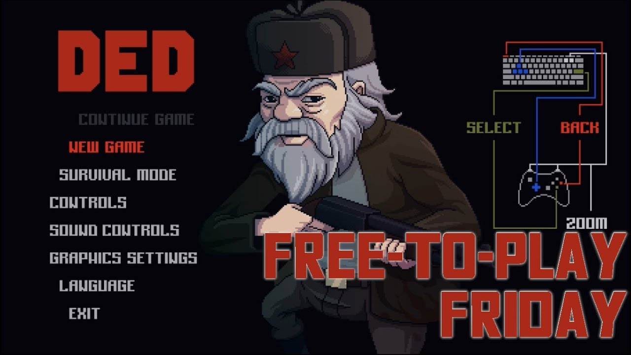 Embedded thumbnail for Free-To-Play Friday: DED