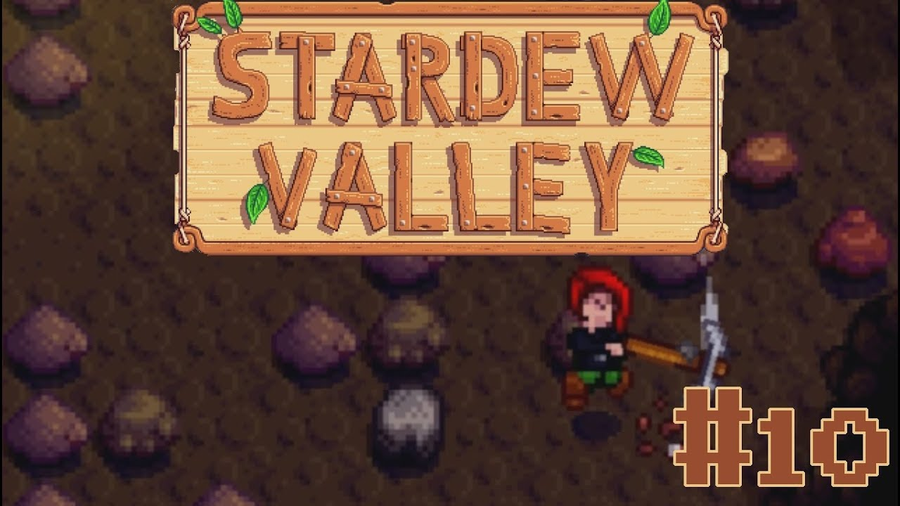 Embedded thumbnail for Let's Play Stardew Valley - Part 10: Heigh-Ho