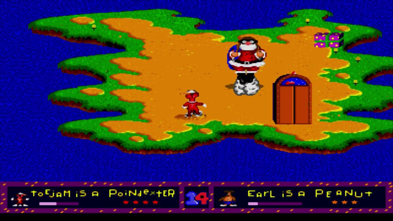 Embedded thumbnail for Let's Play ToeJam and Earl Part 37