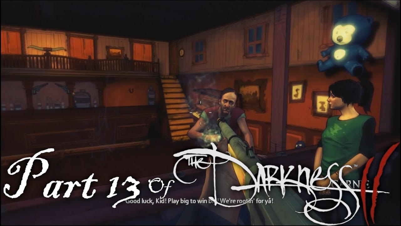 Embedded thumbnail for Part 13 of The Darkness II