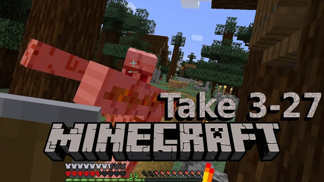 Embedded thumbnail for A Village Rediscovered - Minecraft Hardcore Take 3, Part 27