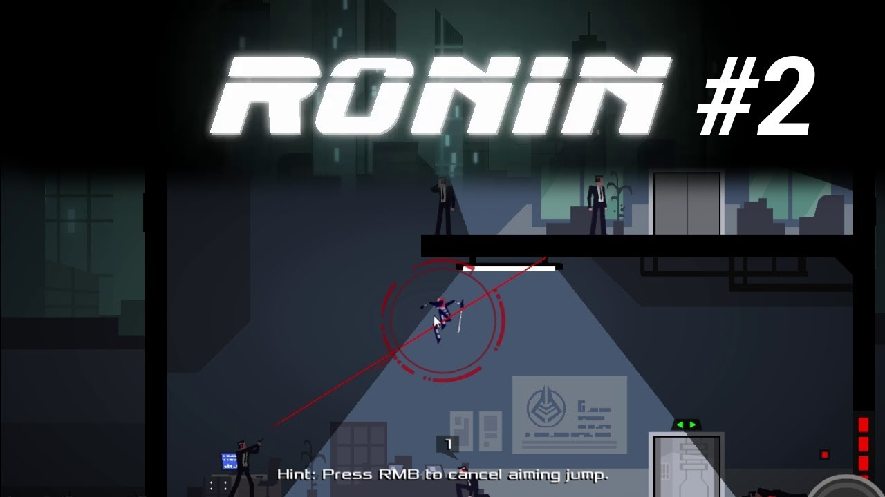 Embedded thumbnail for Let's Play Ronin - Part 2