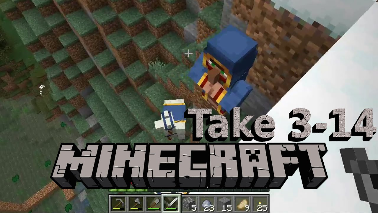 Embedded thumbnail for Up Next on HGTV - Minecraft Hardcore Take 3, Part 14