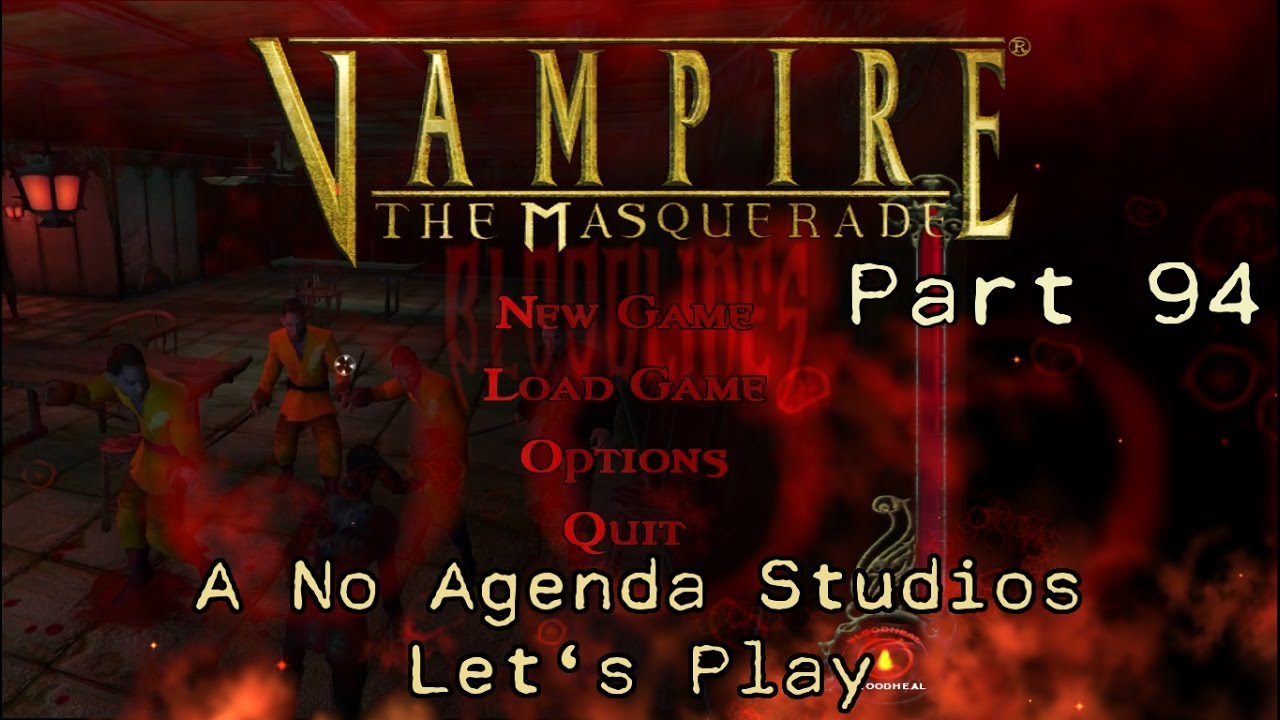 Embedded thumbnail for Let's Play Vampire the Masquerade: Bloodlines - Part Ninety-Four - Cheese Door