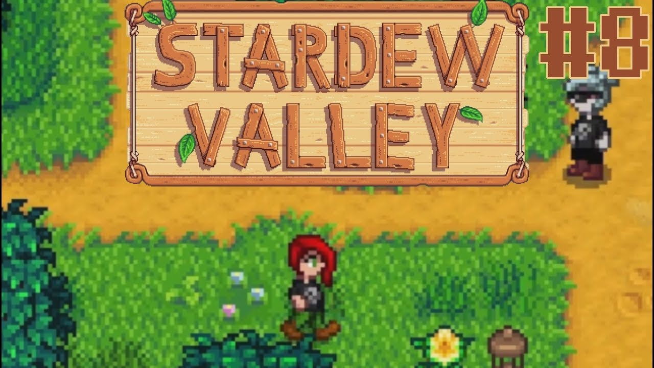 Embedded thumbnail for Let's Play Stardew Valley - Part 8: Sardine Quest