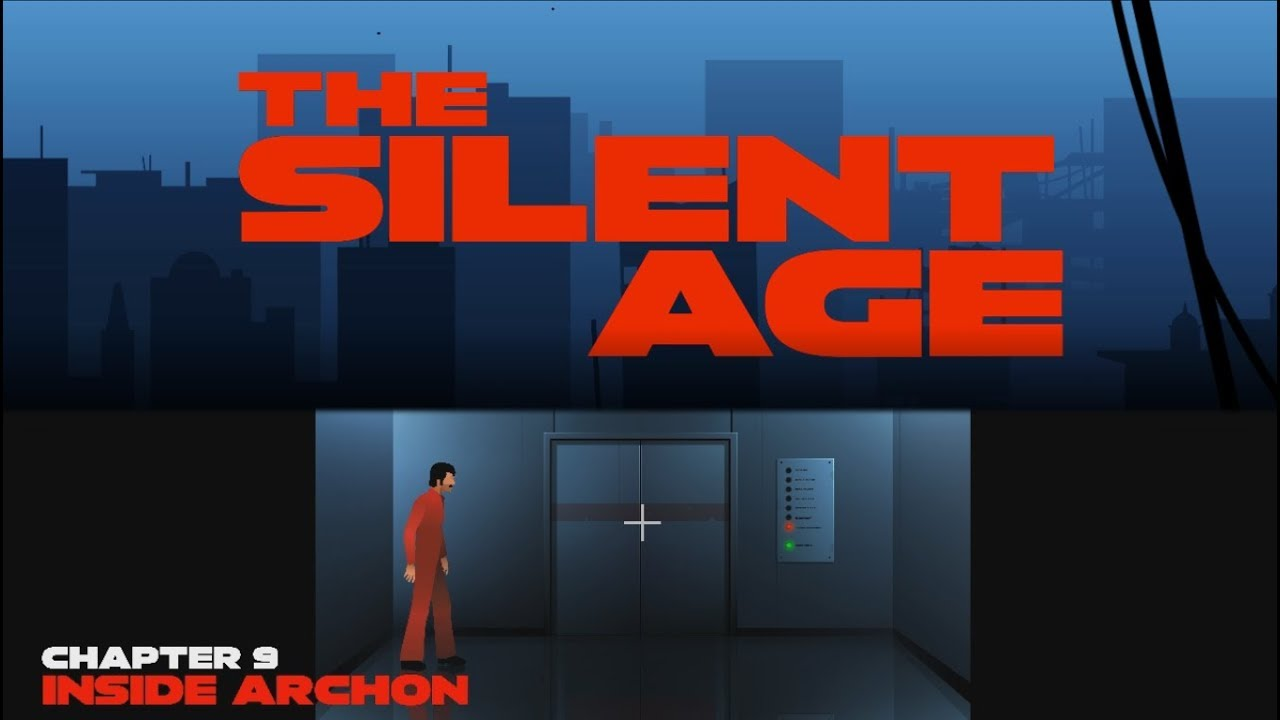 Embedded thumbnail for Let's Play The Silent Age - Chapter 9 - Inside Archon (Part One)