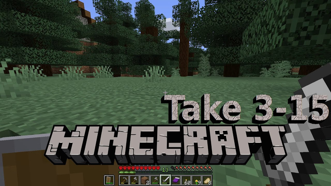 Embedded thumbnail for Michel's Village Quest - Minecraft Hardcore Take 3, Part 15