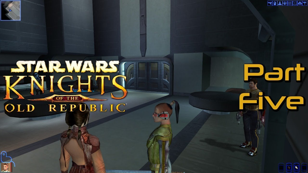 Embedded thumbnail for Sith Base - Star Wars: Knights of the Old Republic Part Five