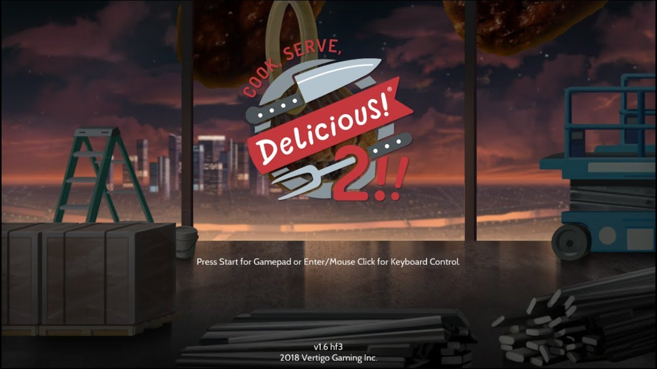 Embedded thumbnail for Let's Play Cook, Serve, Delicious 2 - 1 - Learn by Doing