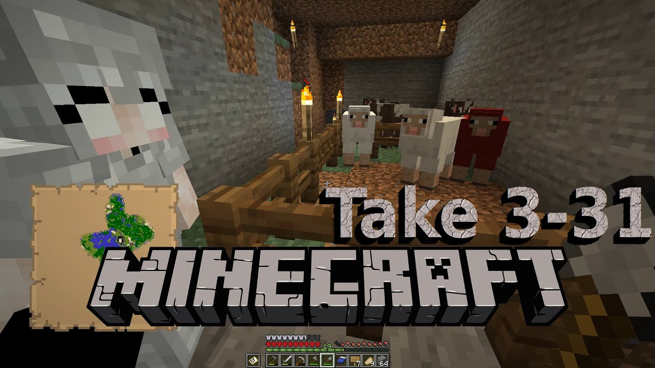 Embedded thumbnail for Organization Party - Minecraft Hardcore Take 3, Part 31
