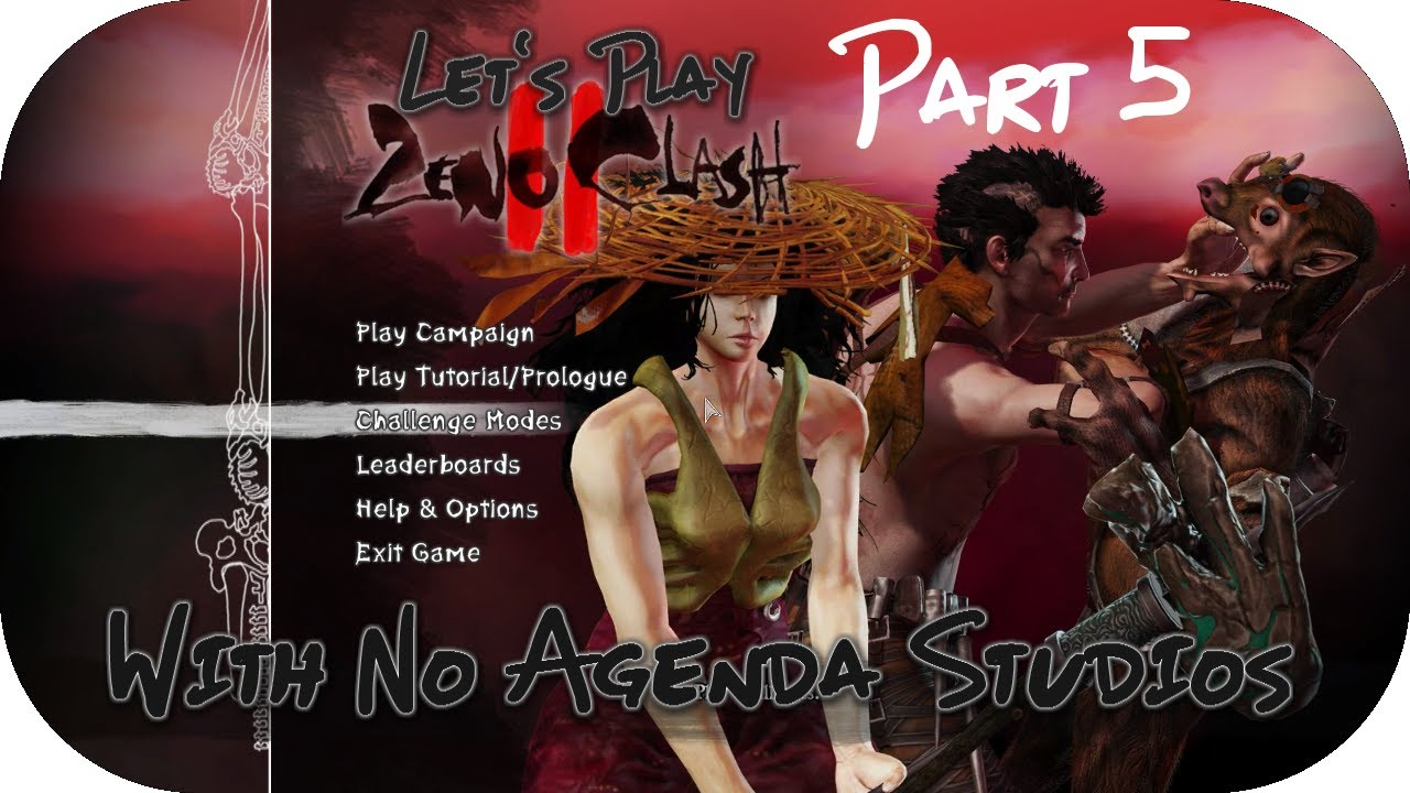 Embedded thumbnail for Let's Play Zeno Clash II - Part 5 - The Foot Collector