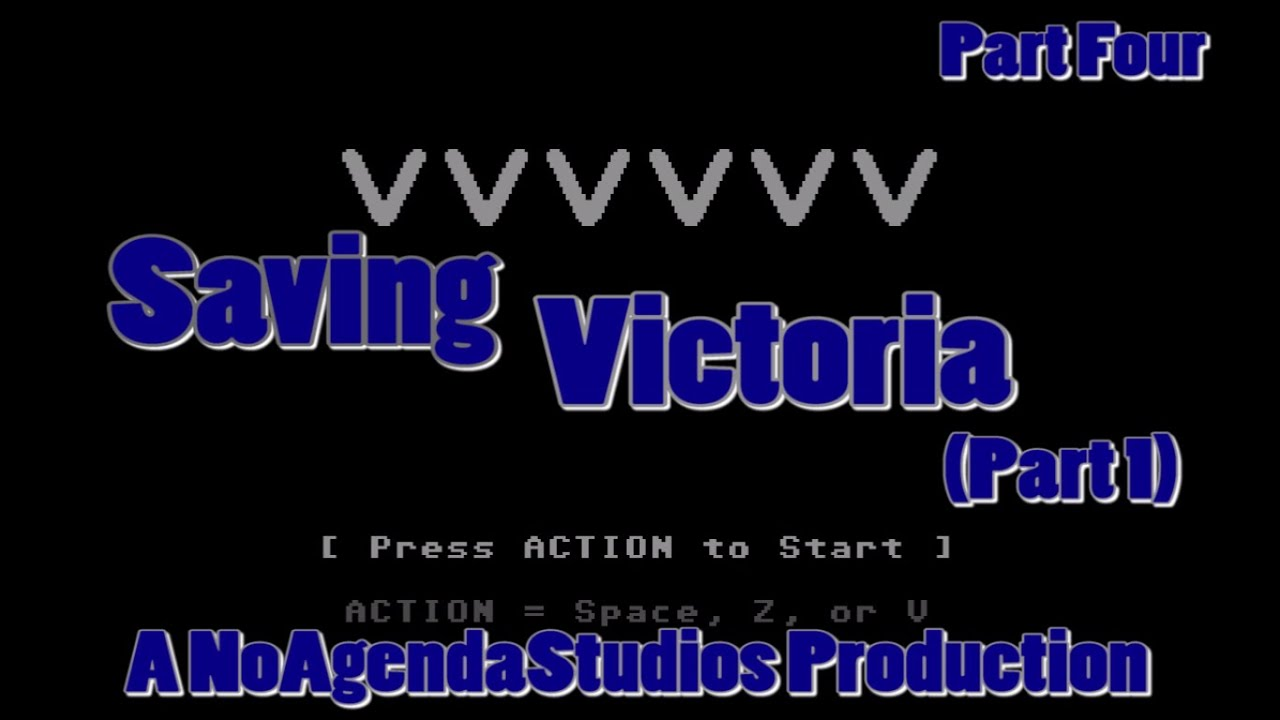 Embedded thumbnail for Let's Play VVVVVV Part 4: Saving Victoria Part 1