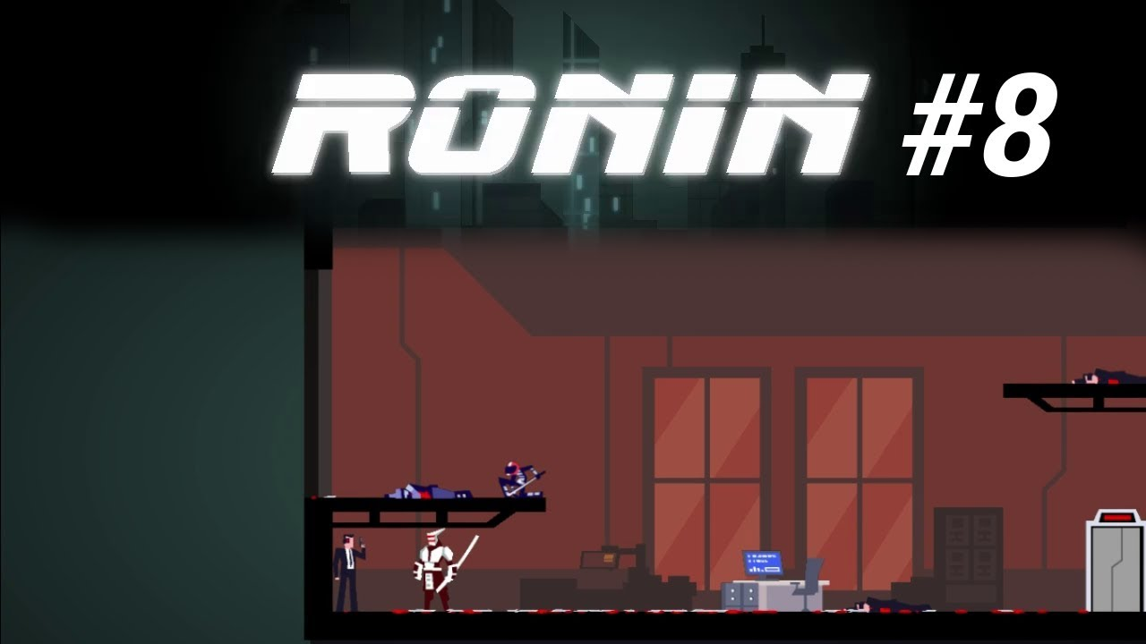 Embedded thumbnail for Let's Play Ronin - Part 8