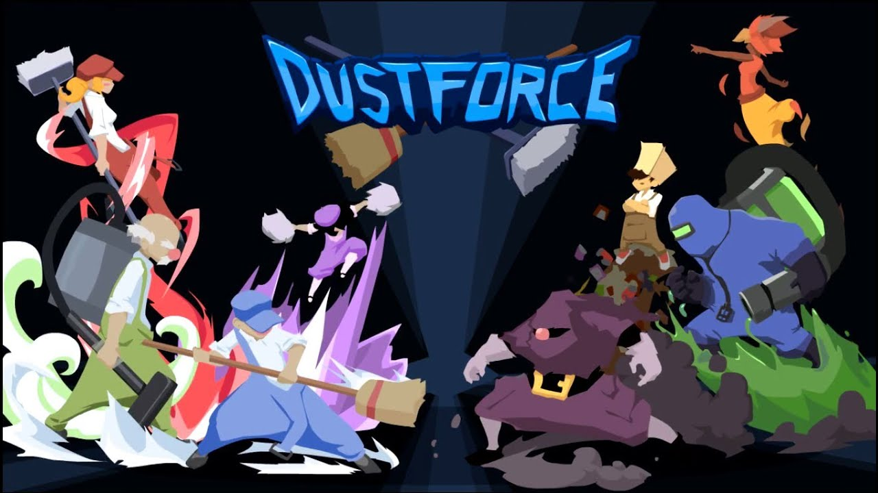 Embedded thumbnail for Let's Play Dustforce with No Agenda Studios