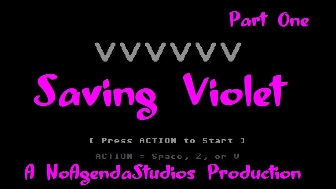 Embedded thumbnail for Let's Play VVVVVV Part One: Saving Violet