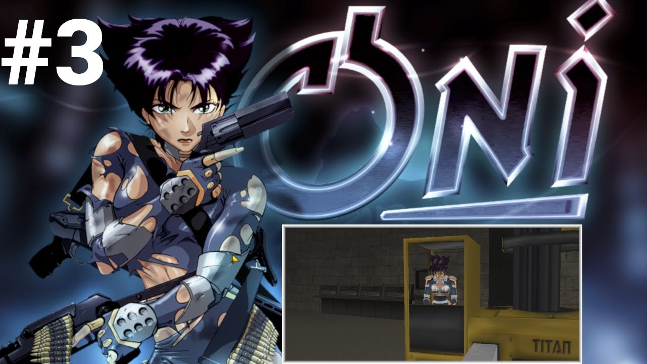 Embedded thumbnail for Let's Play Oni - 3