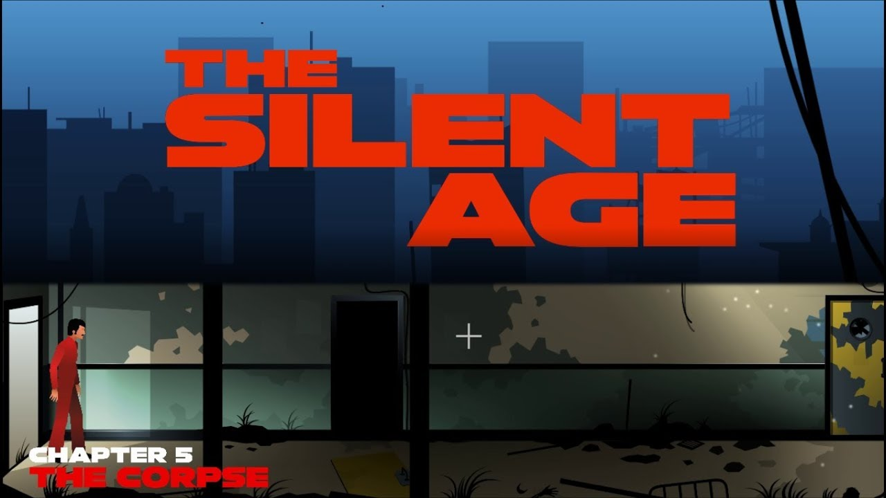 Embedded thumbnail for Let's Play The Silent Age - Chapter 5 - The Corpse